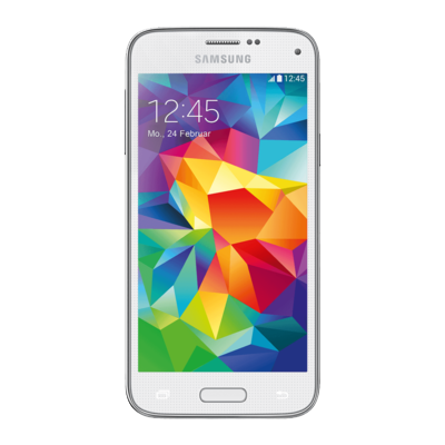 Samsung Galaxy S5 white mini